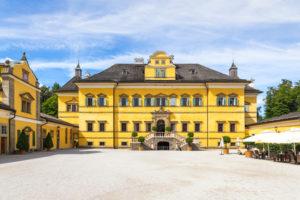 Stadtführung Salzburg - Schloss Hellbrunn