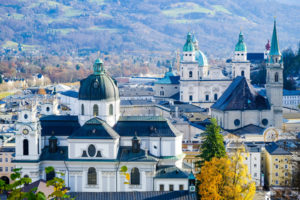 Stadtrundfahrt Salzburg