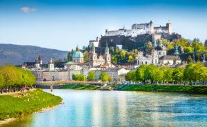 Sightseeing Salzburg
